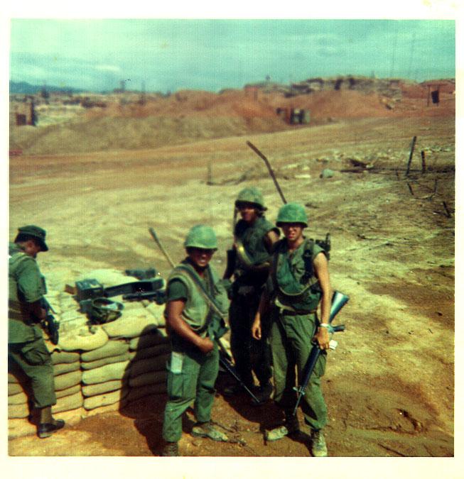 Echo Company, 3rd Recon Bn, Vietnam