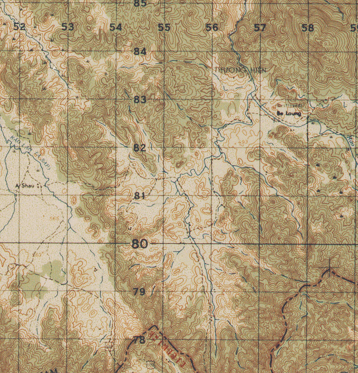 maps Map Of A Shau Valley on san luis valley map, battle of khe sanh map, loc ninh vietnam map, battle of hamburger hill map, camp evans vietnam map, happy valley vietnam map, hamburger hill vietnam map,